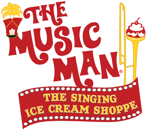 The Music Man Singing Ice Cream Shoppe